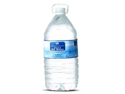 Agua del Rosal 8 L.